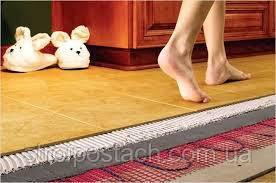 Укладка плитки своими руками на систему (теплый пол)