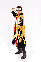 """Детский карнавальный костюм """"Uzumaki Naruto в плаще"""""""