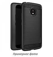 TPU чехол iPaky Slim Series для Samsung A530 Galaxy A8 (2018) Черный