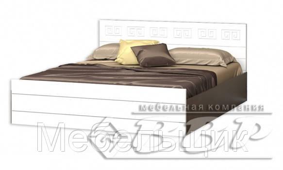 """Кровать 1,4м  """"Афина"""" мдф"""