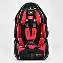 Детское автокресло Joy G 1699  Цвет чёрно-красный 9-36 кг , фото 2