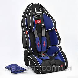 Детское автокресло  Joy G 2010 Цвет чёрно-синий 9-36 кг
