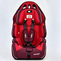 Детское автокресло  Joy G 4566  Цвет красный 9-36 кг