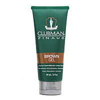 Гель-краска для волос Clubman коричневый 89 мл