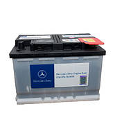 Аккумулятор / батарея стартерная на Mercedes (Мерседес) C W204 / E W211/W212 / CL C216 / S W221 A0009828608