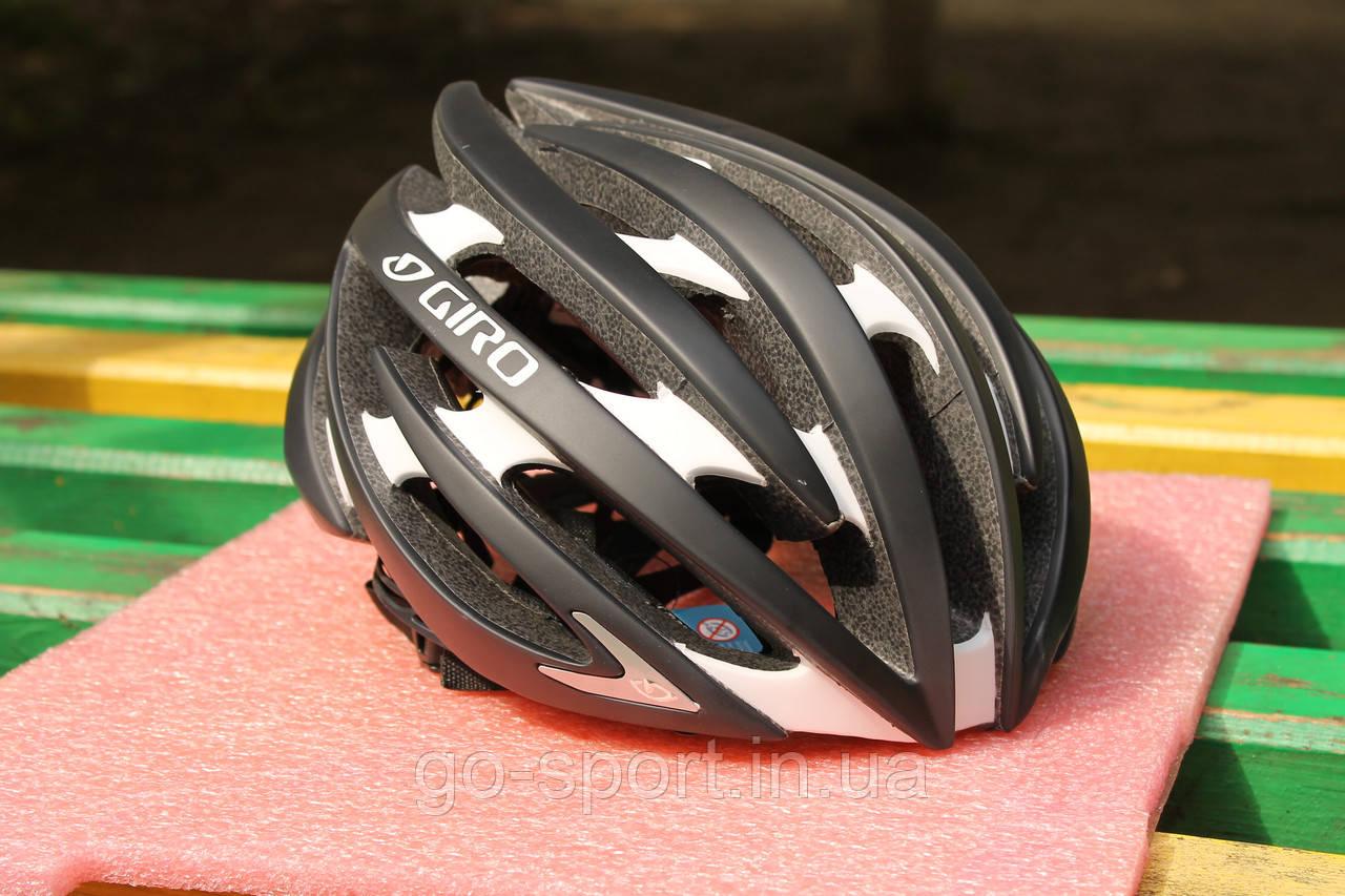 Велосипедный шлем Giro Aeon черный, фото 1