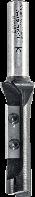 Фреза пазова DIMAR з рознесеними змінними ножами D16 B50 L107 d12