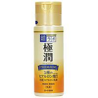 Молочко для лица Hada Labo Gokujyun Premium Hyaluronic Acid гиалуроновое 140 мл