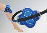 Багаторазовий гелевий наколінник Gelex на коліно і лікоть (охолоджуючий/зігріваючий), фото 2