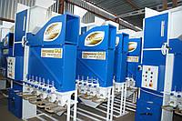 Зерновой оригинальный сепаратор  САД-4 (очистка и калибровка зерна)