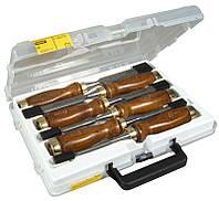 Набор стамесок STANLEY 1-16-416  Bailey™ 6 ед.  с деревянной рукояткой  (6, 10, 12, 16, 20, 25мм)
