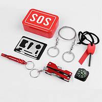 Набор для выживания 22015-SOS Every day carry №1