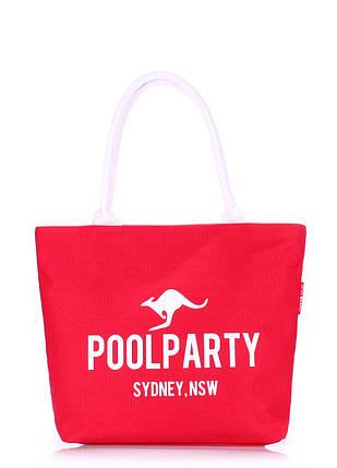 Коттоновая сумка POOLPARTY, фото 2