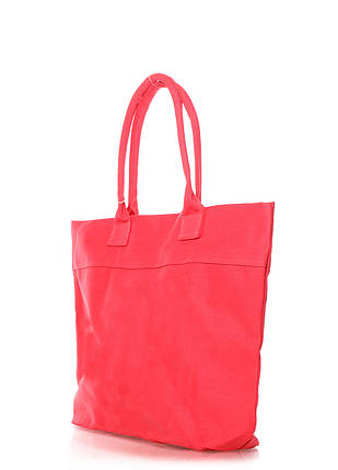 Коттоновая сумка POOLPARTY Paradise, фото 2