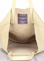 Кожаная сумка POOLPARTY City, фото 3
