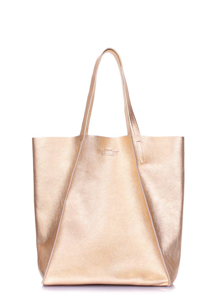Шкіряна сумка POOLPARTY Edge