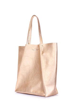 Шкіряна сумка POOLPARTY Edge, фото 2