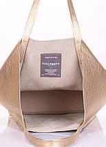 Шкіряна сумка POOLPARTY Edge, фото 3