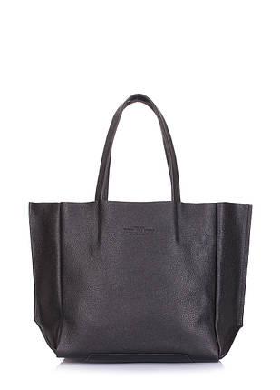 Кожаная сумка POOLPARTY Soho Mini, фото 2