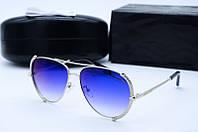 Солнцезащитные очки Roberto Cavalli синие