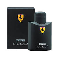 Мужская туалетная вода Ferrari Black Men (благородный, бодрящий аромат)