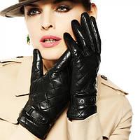 КОЖАНЫЕ И Замш женские перчатки (только ОПТ)