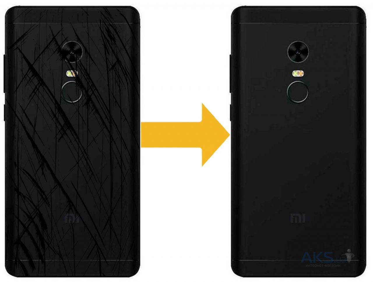 Замена задней крышки Xiaomi Redmi Note 4X