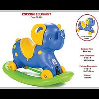 """Качалка для детей """"ELEPHANT"""" код 07-523"""