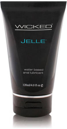 Лубрикант WICKED JELLE 120ML (T251254)