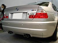 Спойлер BMW E-46