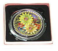 Зеркальце маленькое круглое, фото 1