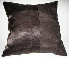 "Подушка ""Лизи Черный шоколад"" 40х40, фото 3"