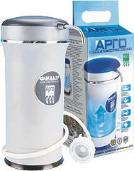 Фильтр АРГО ОРИГИНАЛ (очистка воды, примеси, хлор, бактерии, минерализация, цеолит, активный уголь, серебро)