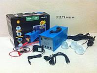 Домашняя солнечная система GDLite GD-8018 - автономное освещение, фото 1