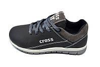 Кроссовки Детские SAV Cross Fit LP39 Black / черные