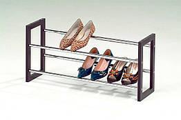 Подставка для обуви Onder Mebli SR-0408-2 Хром