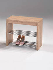 Подставка для обуви Onder Mebli SR-1173-80 Дуб