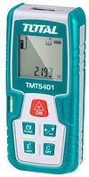 Измерительный прибор TOTAL TMT5401 дальномер лазерный, 40м.