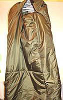 Спальный мешок зимний олива, фото 1