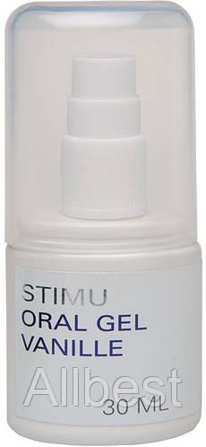 Гель для орального секса REE Stimu Oral Gel Vanille 30мл. (T350510)