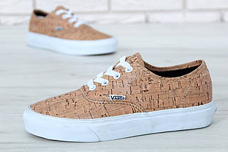 Кеды Vans Authentic Corc, (унисекс), вансы, венсы, фото 3