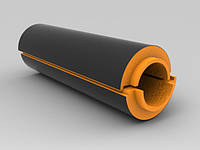 Сегменты теплоизоляционные для труб Ø 57/40 мм в покрытии из пергамина