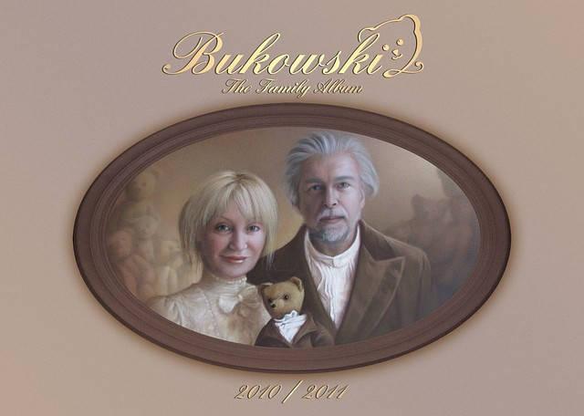 История создания игрушечных мишек фирмы Bukowski Design AB (Barbara Bukowski)
