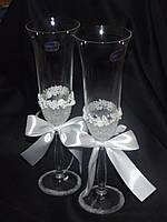 Свадебные бокалы  ВА19, фото 1