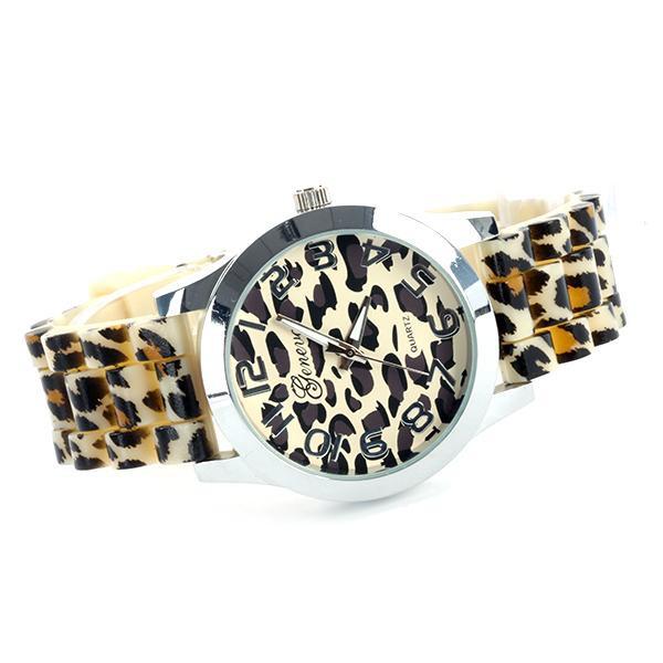 Стиль Geneva леопардовый цвет