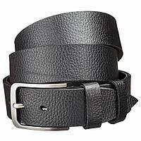 Мужской кожаный ремень MAYBIK 15247 Black
