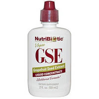 Экстракт семян грейпфрута жидкий  59 мл, NutriBiotic