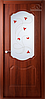 Двери Белвуддорс, Перфекта орех итальянский ПО серия Капричеза экошпон
