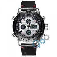 Наручные часы AMST 3022 Silver-Black-Silver Smooth Wristband