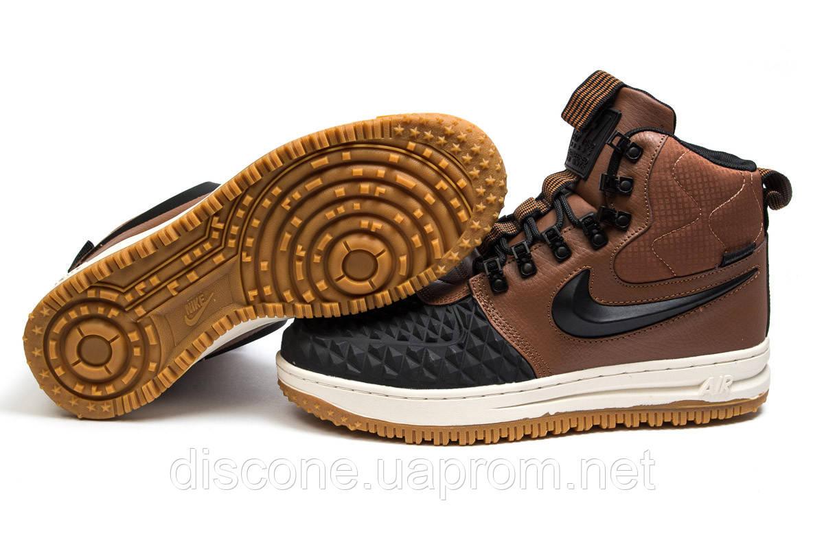 Кроссовки мужские ► Nike LF1 Duckboot,  коричневые (Код: 14395) ►(нет на складе) П Р О Д А Н О!
